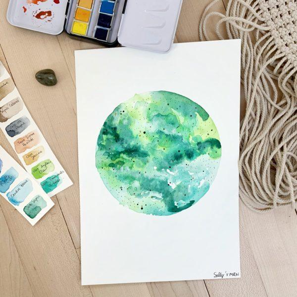 Vert Opale
